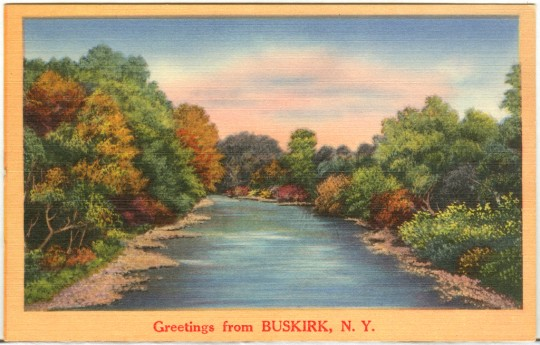 Greetings from Buskirk NY
