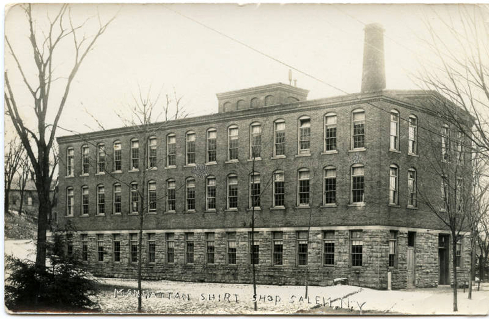 Manhattan Shirt Mill ~ Salem NY