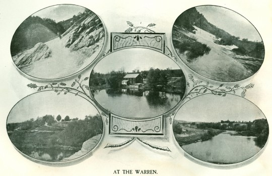 At The Warren ~ North Granville, NY